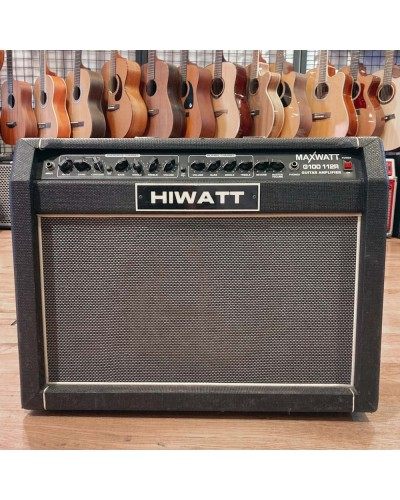 Hiwatt Maxwatt G100 112R Guitar Amplifier (Used)
