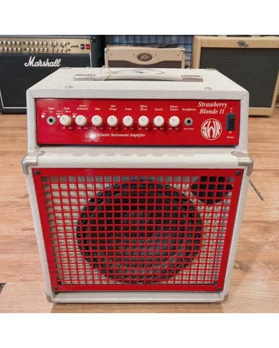 SWR Strawberry Blonde™ II Acoustic Amplifier (Used)