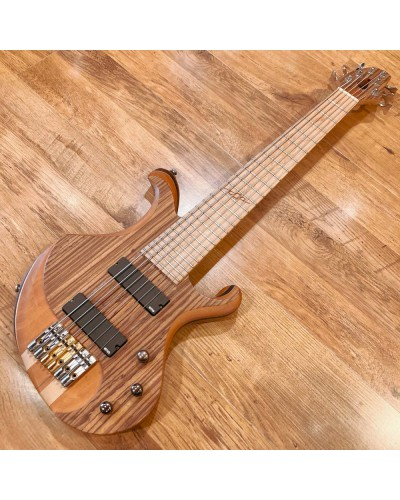"Daniel Purnomo ""Quela Bass"" 6-string (Used)"