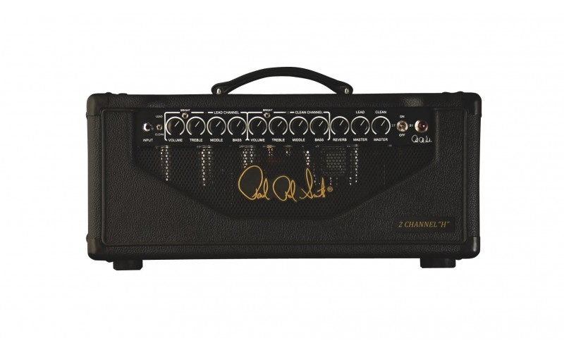 "PRS 2-Channel ""H"" Tube Guitar Amplifier"