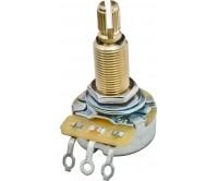 CTS Vintage Taper 500K Long/Split Shaft Guitar Potentiometer