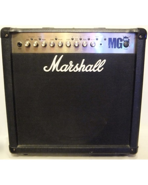 Marshall MG4 Series MG50FX 50W 1x12 Guitar Combo Amp  (USED)