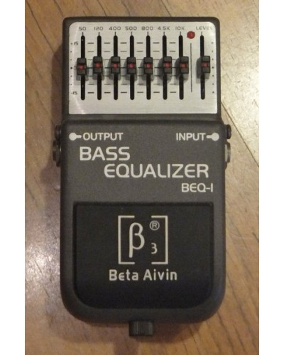 Beta-Aivin BEQ-1 (USED)