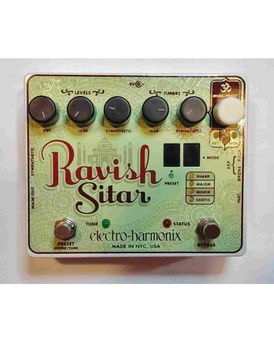 Electro-Harmonix The Ravish Sitar (USED)
