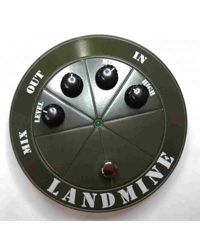 The Landmine Distortion Pedal (USED)