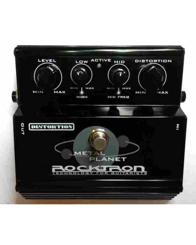 Rocktron Metal Planet Distortion (USED)