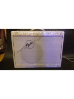 Fender Custom Shop Moto 'Pearloid' Blues Deluxe Amp, approx. 1995-96, EC/NM (USED)