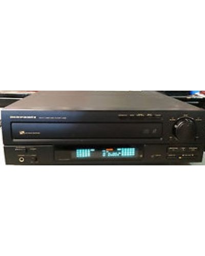 Marantz multi lazer disc player LV520