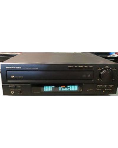 Marantz multi lazer disc player LV520