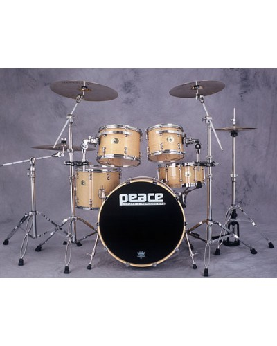 Peace Paragon Canadian Rock Maple Drumset
