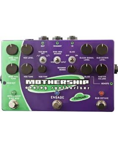 Pigtronix Mothership Analog Synthezier