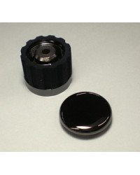 Ibanez Guitar Collet Knob [Cosmo Black]