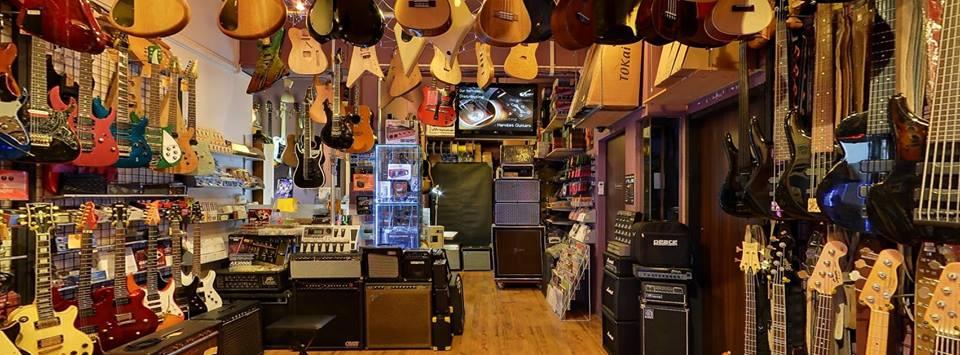 Guitar Workshop Singapore